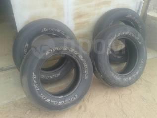 Bridgestone Dueler H/T 684II. Летние, 2009 год, 60%, 4 шт