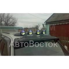 Дефлектор лобового стекла. Toyota Hilux Surf, KZN130G, KZN130W, LN130G, LN130W, VZN130G, YN130G. Под заказ