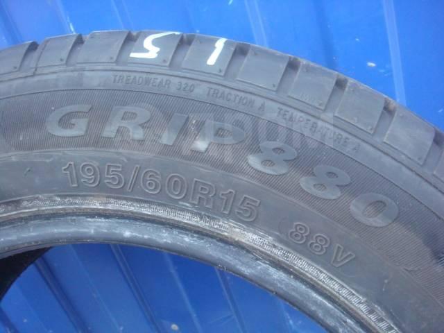 Autogrip GRIP880. Летние, 2015 год, без износа, 1 шт