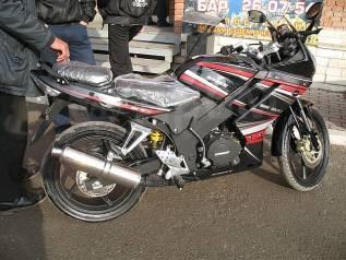 Stels SB200. 200куб. см., исправен, птс, без пробега