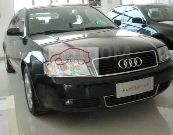 Стекло фары. Audi A6. Под заказ