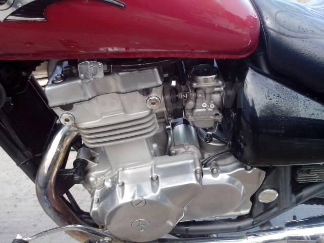 Kawasaki VN Vulcan 500. 498куб. см., исправен, птс, с пробегом