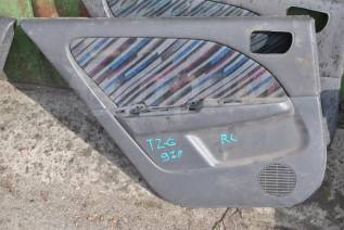 Обшивка двери. Toyota Caldina, ST195, ST195G Двигатель 3SGE