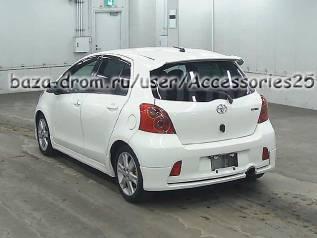Спойлер. Toyota Vitz, KSP90, NCP91, NCP95, SCP90 Двигатели: 1KRFE, 1NZFE, 2NZFE, 2SZFE. Под заказ