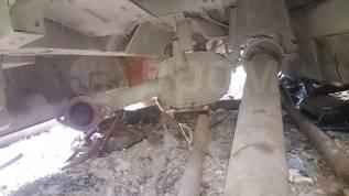 Глушитель. Mitsubishi Delica, PA5V Двигатель 4D56