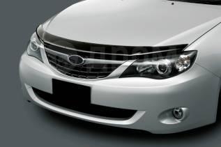 Дефлектор капота. Subaru Impreza, GE2, GE3, GE6, GE7, GH, GH2, GH3, GH6, GH7, GH8