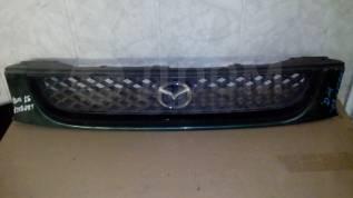 Решетка радиатора. Mazda 626 Mazda Capella, GF8P, GFEP, GFER, GFFP, GW5R, GW8W, GWER, GWEW, GWFW Двигатели: FPDE, FSDE, FSZE, KLZE, RF