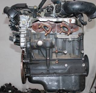 Двигатель в сборе. Volkswagen: Passat, Vento, Corrado, Jetta, Golf, Beetle, Sharan, Polo Двигатель AAA