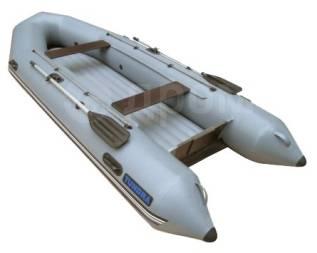 Лидер Tundra-380. длина 3,80м., 30,00л.с.