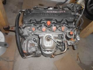 Двигатель в сборе. Honda Stream, RN6, RN7 Двигатель R18A