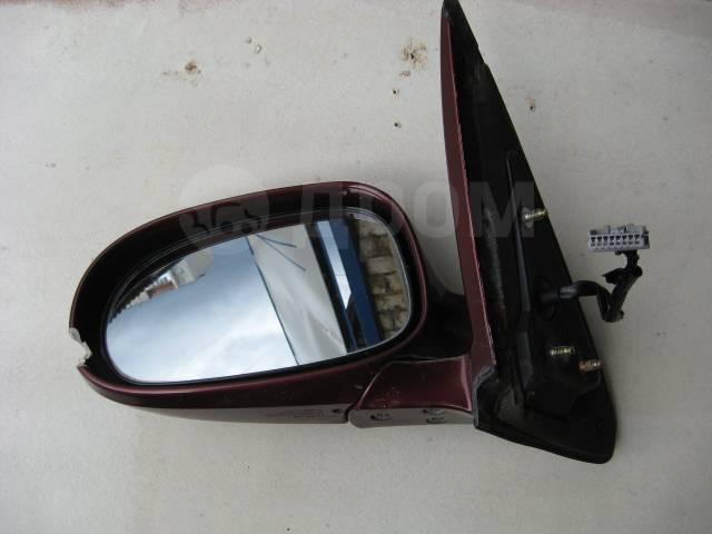 зеркало заднего вида на nissan sunny