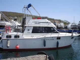 Carver Yachts. 12 человек, 35км/ч