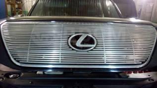 Молдинг решетки радиатора. Lexus