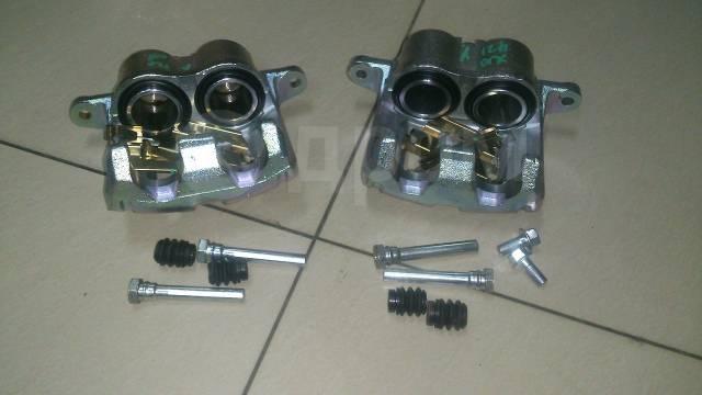 Суппорт тормозной. Honda CR-V, RE3, RE4 Honda Odyssey Acura RDX Двигатели: K24Z1, K24Z4, N22A2, R20A1, R20A2, J35A6