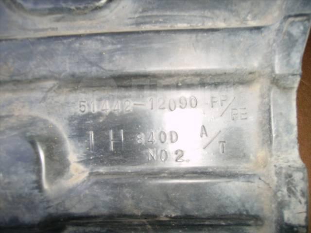 Защита двигателя. Toyota Sprinter Marino, AE100, AE101 Toyota Corolla Ceres, AE100, AE101