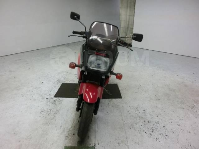 Kawasaki GPZ 400. 400куб. см., исправен, птс, без пробега