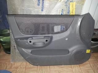 Обшивка двери. Hyundai Accent Hyundai Verna