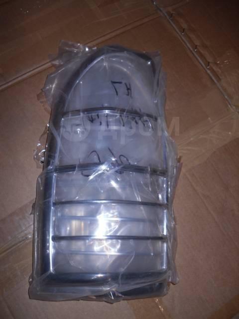 Накладка на стойку. Toyota Land Cruiser, KDJ90, KZJ90, LJ90, RZJ90, VZJ90