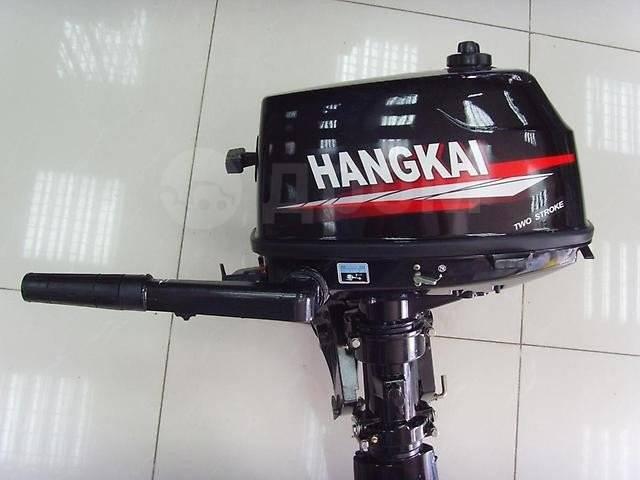Hangkai. 6,00л.с., 2-тактный, бензиновый, 2017 год год
