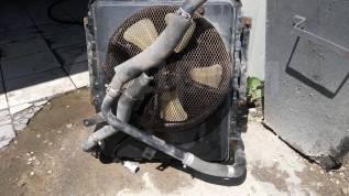 Радиатор охлаждения двигателя. Toyota Lite Ace, CR30, CR30G, CR31, CR31G Toyota Town Ace, CR30, CR30G, CR31, CR31G Двигатели: 2CT, 3CT