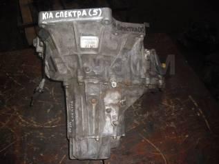 МКПП. Kia Spectra Двигатель S6D