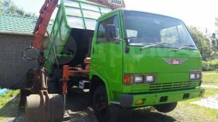 Hino Ranger. Продается грузовик с грейферной установкой, 4 009куб. см., 3 000кг.