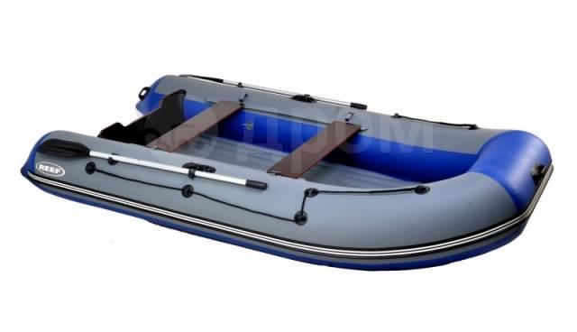 Outer Reef. 2016 год год, длина 3,35м., двигатель подвесной, 15,00л.с., бензин