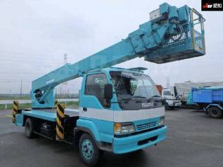 Isuzu Forward. Автовышка Isuzu ELF Juston, 8 200 куб. см., 26 м. Под заказ