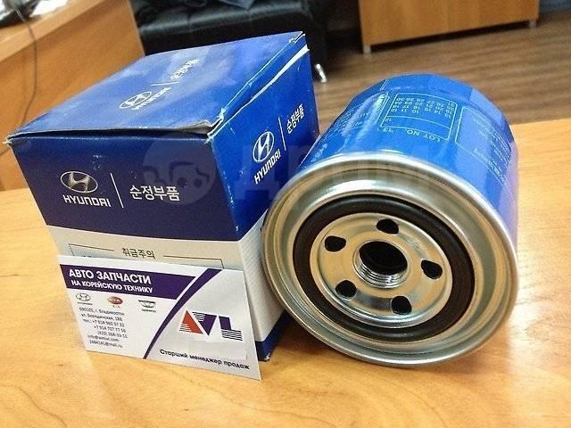 Фильтр топливный, сепаратор. Hyundai: HD72, HD, HD65, HD78, HD45, County, Mighty Двигатели: D4AL, D4DA