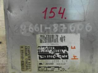 Блок управления двс. Daihatsu Rocky, F300S Двигатель HDE