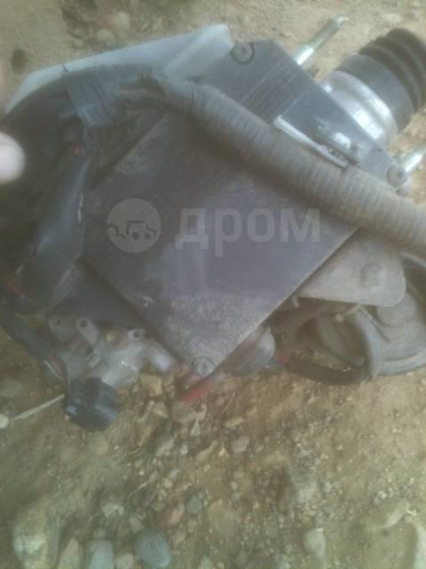 Цилиндр главный тормозной. Toyota Aristo, JZS161 Двигатели: 2JZGE, 2JZGTE