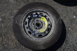 """Запасное колесо. 5.0x14"""" 5x100.00 ET35 ЦО 57,1мм."""