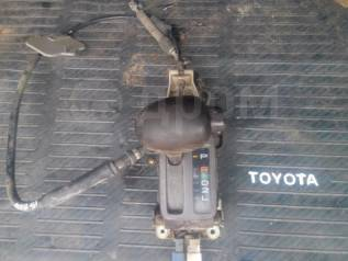 Селектор кпп, кулиса кпп. Toyota Sprinter, AE100 Двигатель 5AFE