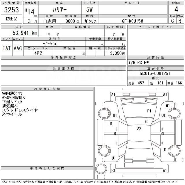 Двигатель в сборе. Toyota: Harrier, Highlander, Kluger V, Alphard, Estima Двигатель 1MZFE
