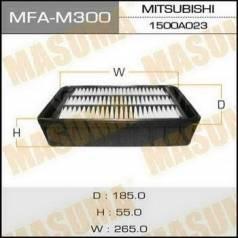 Фильтр воздушный. Mitsubishi: Lancer Evolution, RVR, Delica D:5, Delica, Lancer, ASX, Outlander, Galant Fortis Двигатели: 4B10, 4B11, 4J10, 4B12, 4J11...