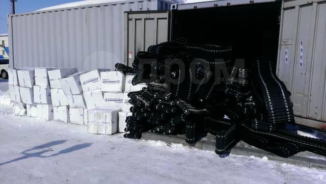 Гусеницы для снегоходов Тайга, Буран, Рысь, Тикси, Росомаха (Stels)