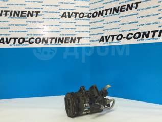 Компрессор кондиционера. Nissan X-Trail, NT30 Nissan Serena, TNC24 Двигатель QR20DE