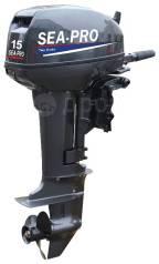 Sea-Pro. 15,00л.с., 2-тактный, бензиновый, нога S (381 мм), 2017 год год