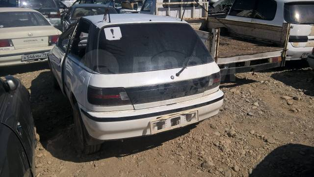Toyota Starlet. EP82, 4EF