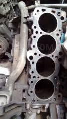 Блок цилиндров. Mitsubishi RVR, N23W, N23WG Mitsubishi Chariot Двигатель 4G63