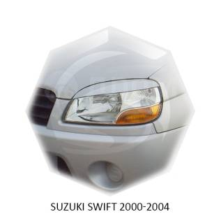 Накладка на фару. Suzuki Swift, AA44, HT51S, HT81S, SF310 Двигатели: G10A, M13A, M15A