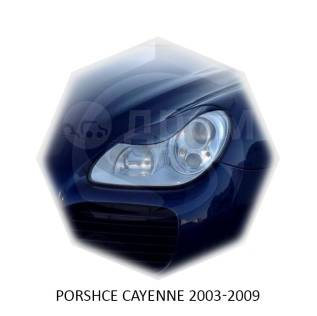 Накладка на фару. Porsche Cayenne, 955, 957 Двигатели: M022Y, M059D, M4800, M4801, M4850, M4850S, M4851, M5501. Под заказ