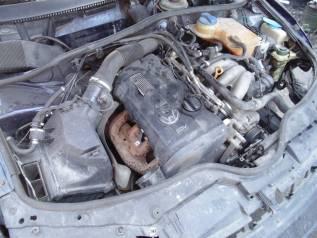 Двигатель в сборе. Volkswagen Passat Audi A4 Avant Audi A4 Audi A6 Двигатели: ADR, ANQ, APT, ARG