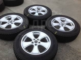"225/65 R18 Bridgestone Blizzak DM-Z3 литые диски 5х114.3. 7.5x18"" 5x114.30 ET38"