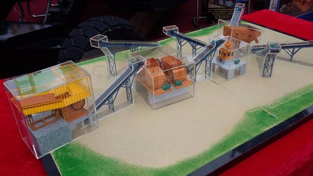 Дробильно сортировочный комплекс в Хабаровск дробилка зерновая дкм-5 фото