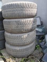 Bridgestone Ice Cruiser 5000. Зимние, шипованные, 2006 год, 30%, 4 шт