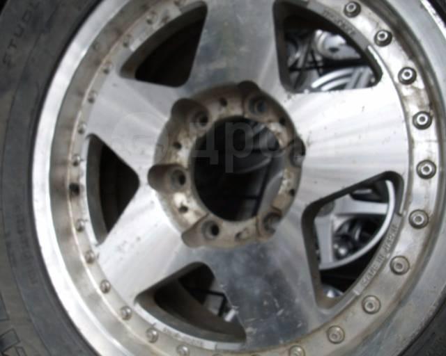 """Шины Falken 265/70R16 на литье Toyota Prado, Surf и т. д. 7.0x16"""" 6x139.70 ET8"""