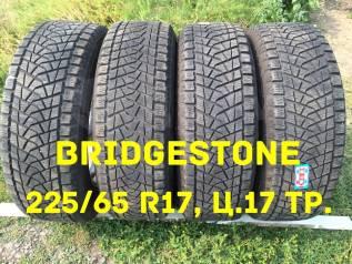 Bridgestone Blizzak DM-Z3. Зимние, без шипов, 2006 год, 30%, 4 шт