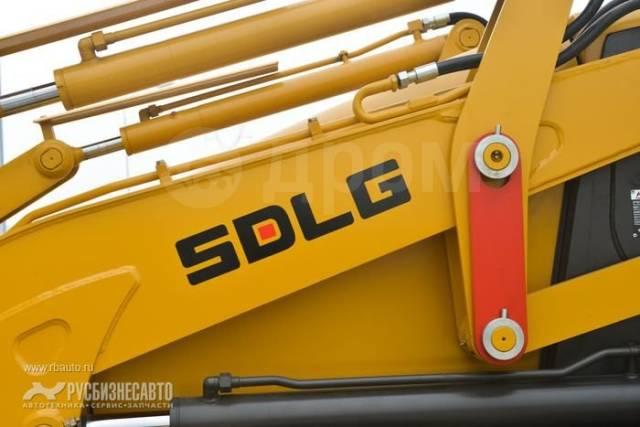 Sdlg. Экскаватор-погрузчик SDLG B877, 1,00куб. м.