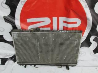 Радиатор охлаждения двигателя. Toyota Chaser, GX100, JZX100, LX100, SX100